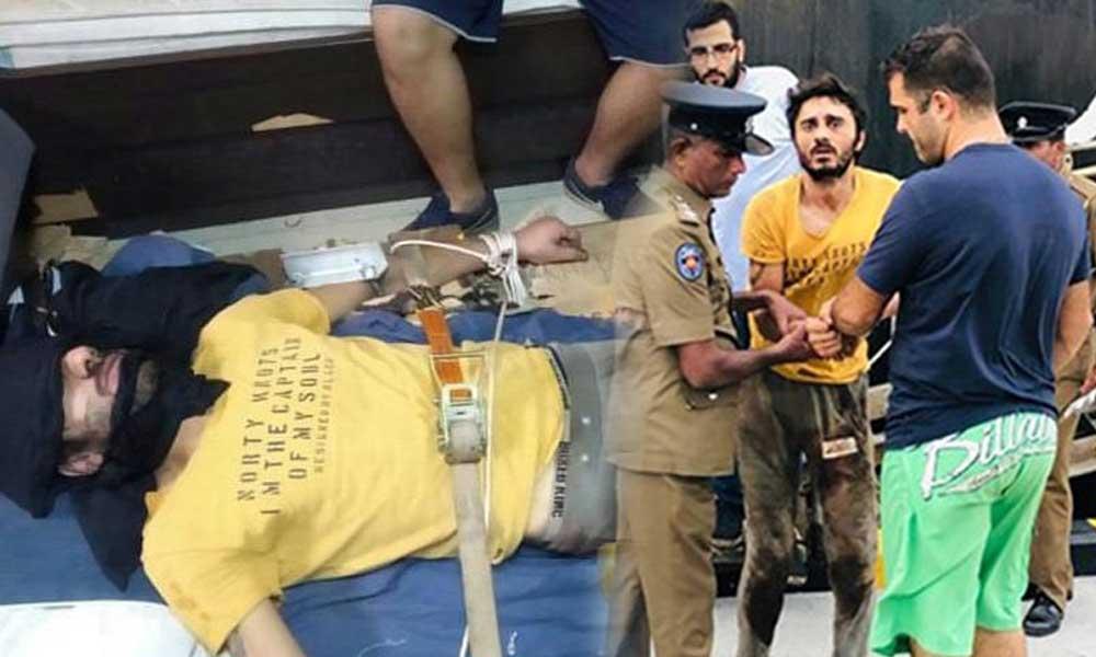 Kaptan Bora Ekşi'nin katili Türkiye'de