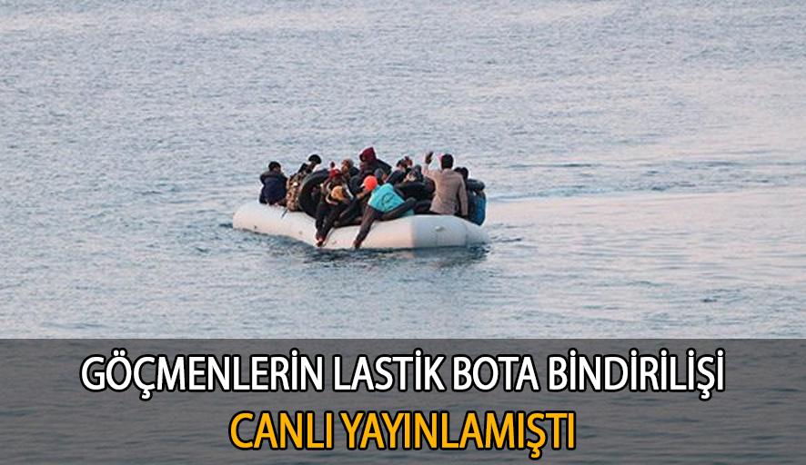 Midilli yakınlarındaki göçmen botu alabora oldu, bir çocuk hayatını kaybetti!