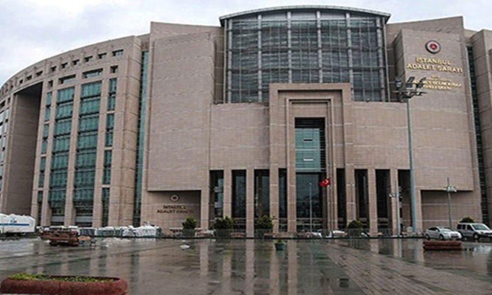 İstanbul Adliyesi'nde koronavirüs paniği! Hakim ve kalem karantinaya alındı