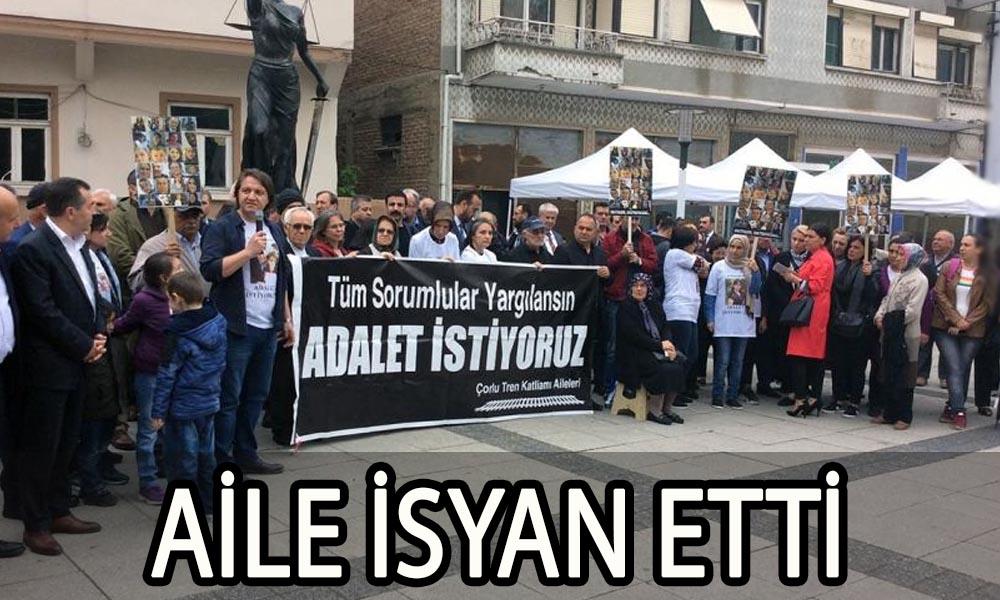 Çorlu tren katliamı önergesini reddeden MHP'li Akçay: Çocuklarım üzerinden örnek vermeyin