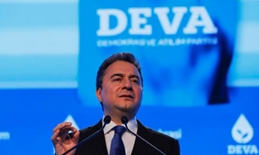 DEVA'da kongre tarihi belli oldu!
