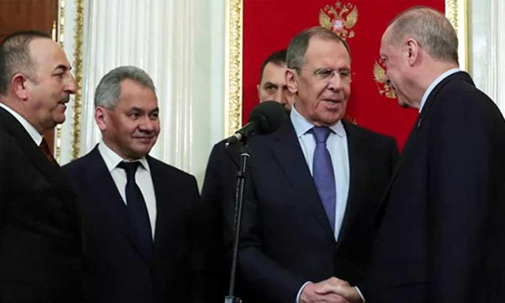 Lavrov, Erdoğan'a 'I love you Tayyip' dedi mi? Rus Dışişleri'nden açıklama