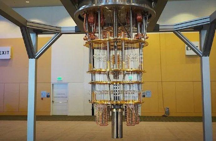 Dünyanın ilk ticari Quantum bilgisayarı