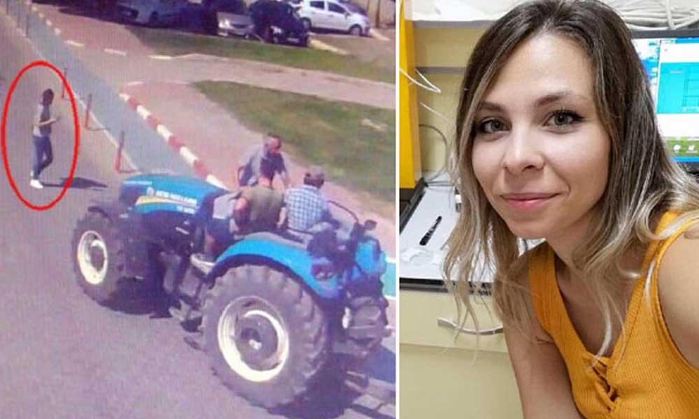 Üniversite içinde traktörle çarpıp öldürmüştü: İyi hal indirim aldı