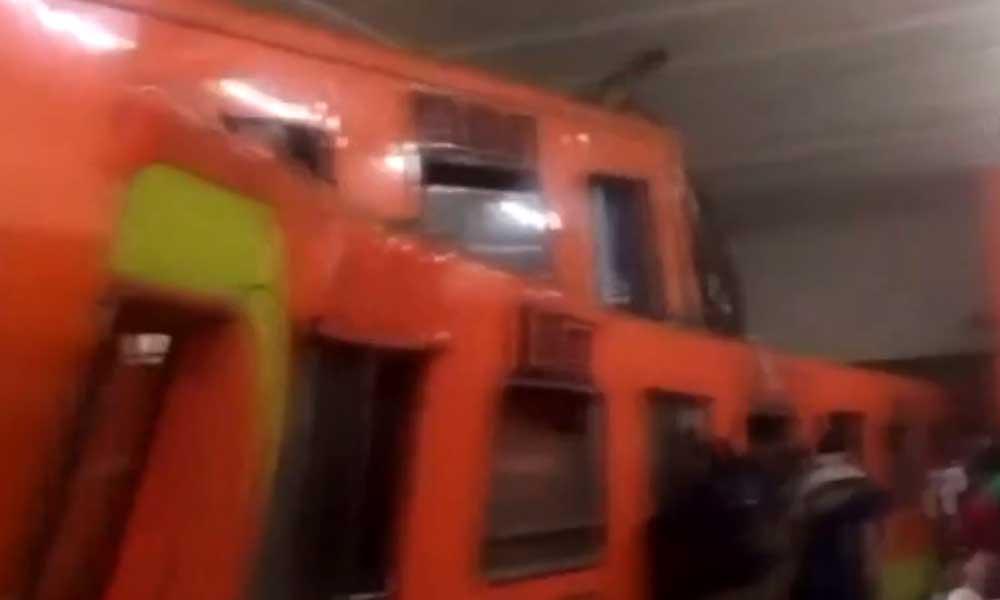Meksika'da tren kazası… Ölü ve yaralılar var