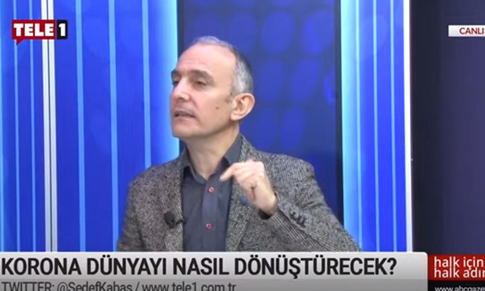 Emin Çapa, koronavirüsün İstanbul'daki üssünü açıkladı