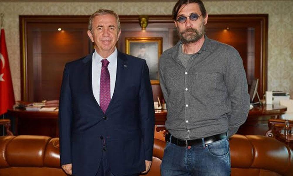 Erdal Beşikçioğlu'ndan Mansur Yavaş'a destek