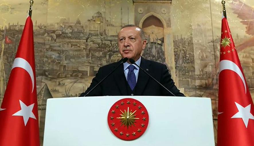 Erdoğan: Bitti o iş, bu yükten nasibinizi alacaksınız