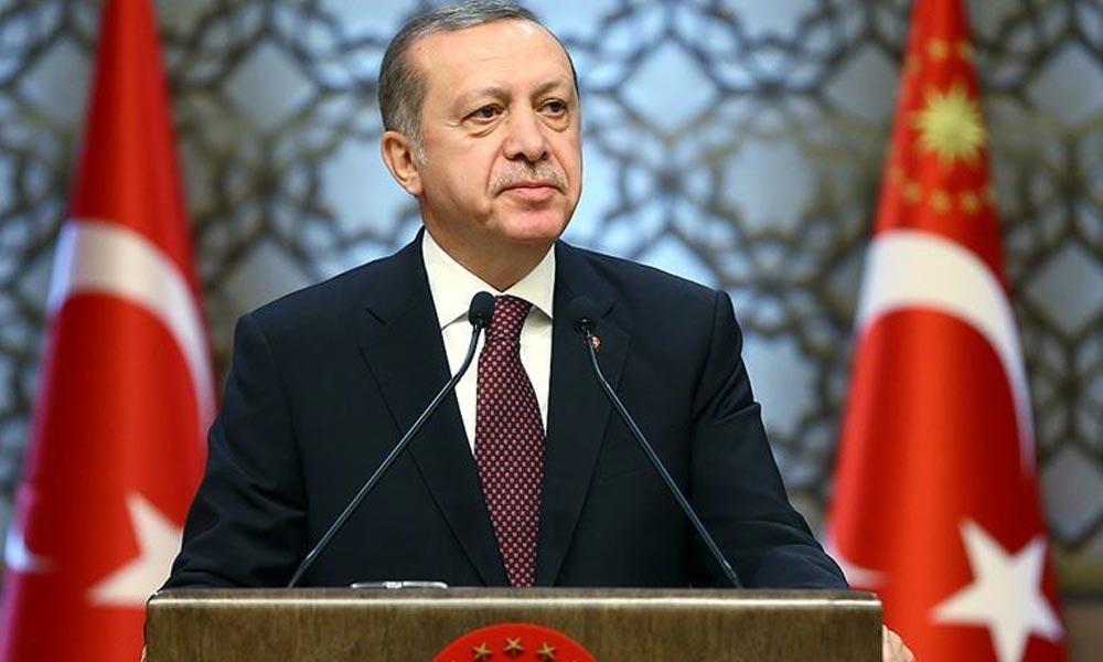 Erdoğan: 1934'de kimler müzeye çevirdi? Bir yanlışı biz düzeltiyoruz