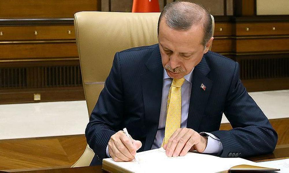 Erdoğan, Yargıtay Cumhuriyet Başsavcılığına Bekir Şahin'i atadı