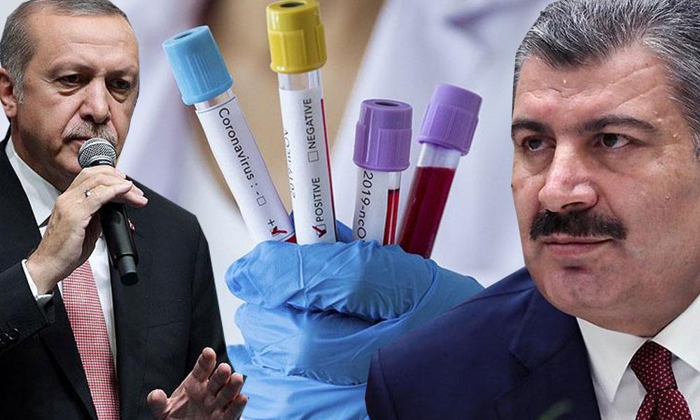 Sağlık Bakanı Koca ile Erdoğan'ın açıkladığı vaka sayısı neden farklı? TTB Başkanı Adıyaman'dan çarpıcı açıklama