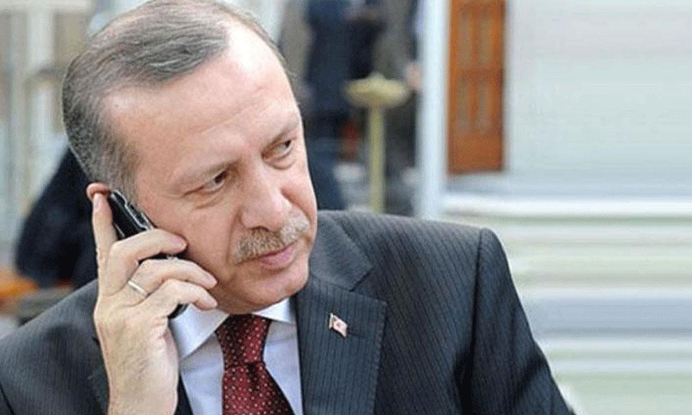 Erdoğan ile KKTC Başbakanı Tatar arasında kritik koronavirüs görüşmesi!