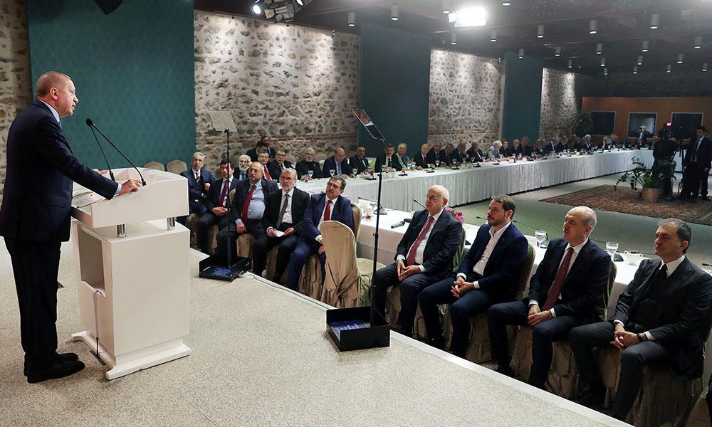 AKP'nin kurmaylarından Erdoğan'a Esad şoku! Kapalı toplantıda gerginlik…