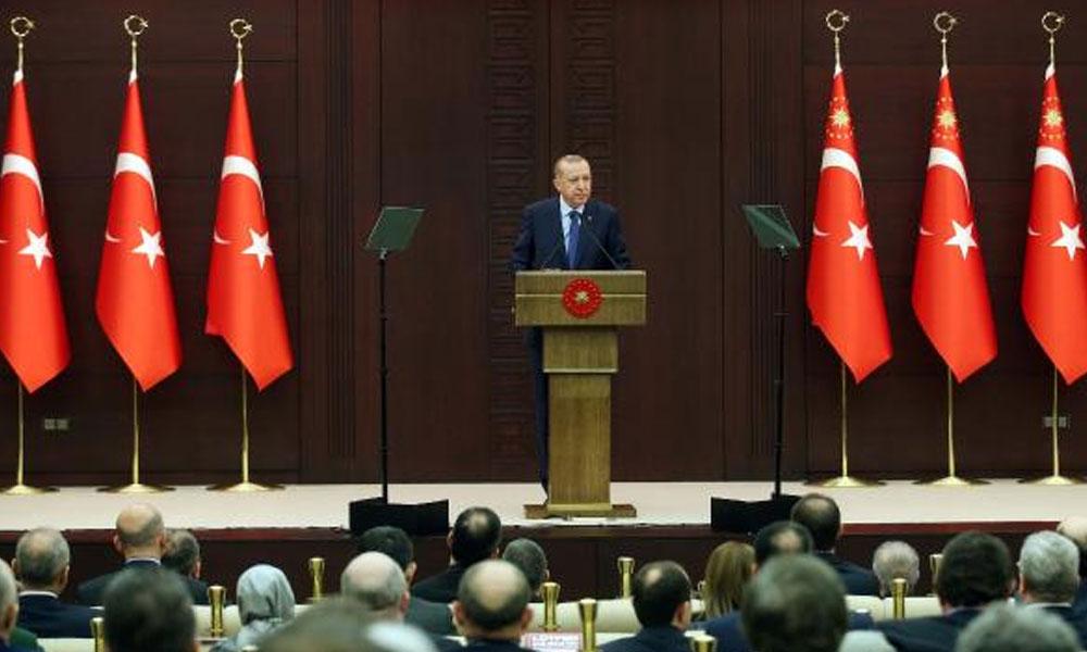 Erdoğan açıkladı: İşte 21 maddelik tedbir planı