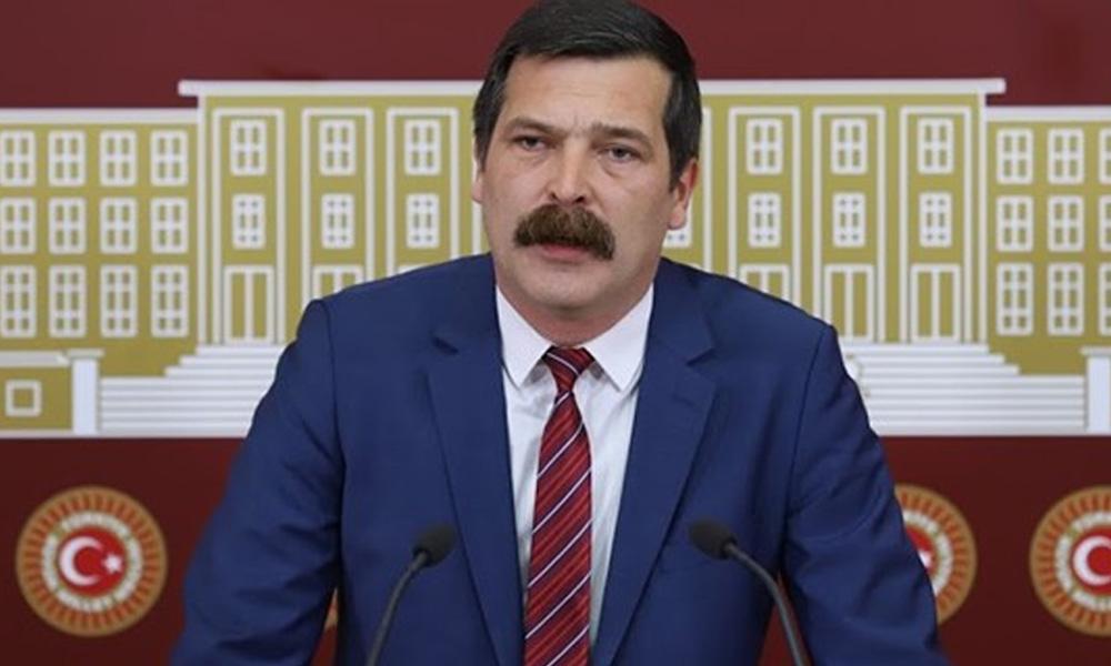 Erkan Baş: Saray Erdoğan'ın, para damadın, şehit yoksulun