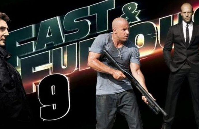 Fast and Furious 9 koronavirüs nedeniyle iptal edildi