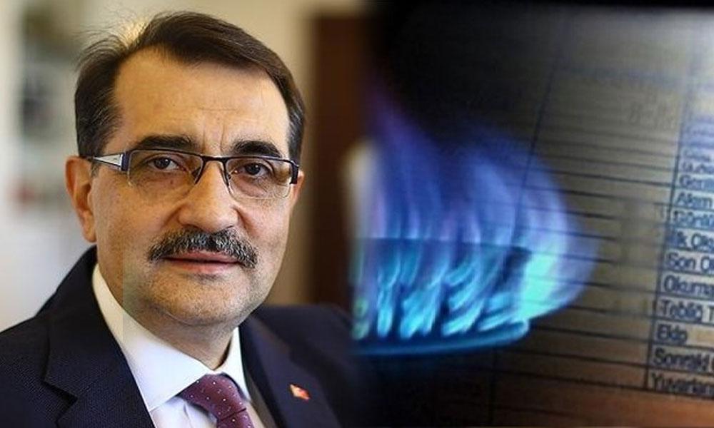 Enerji Bakanı Dönmez'den elektrik ve doğalgaz ödemeleri ile ilgili açıklama