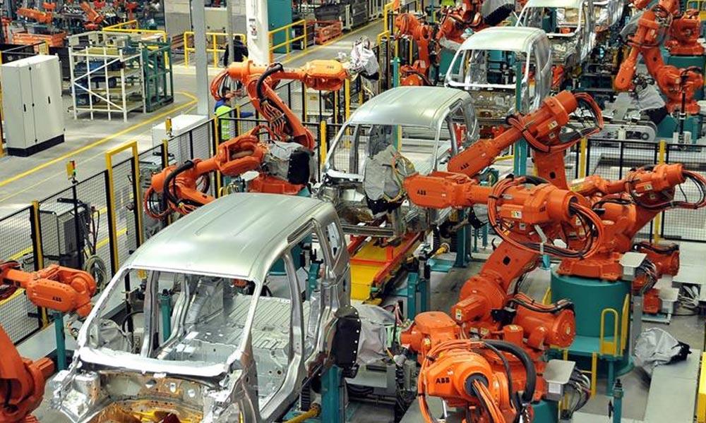 Ford'da üretim yeniden durdu