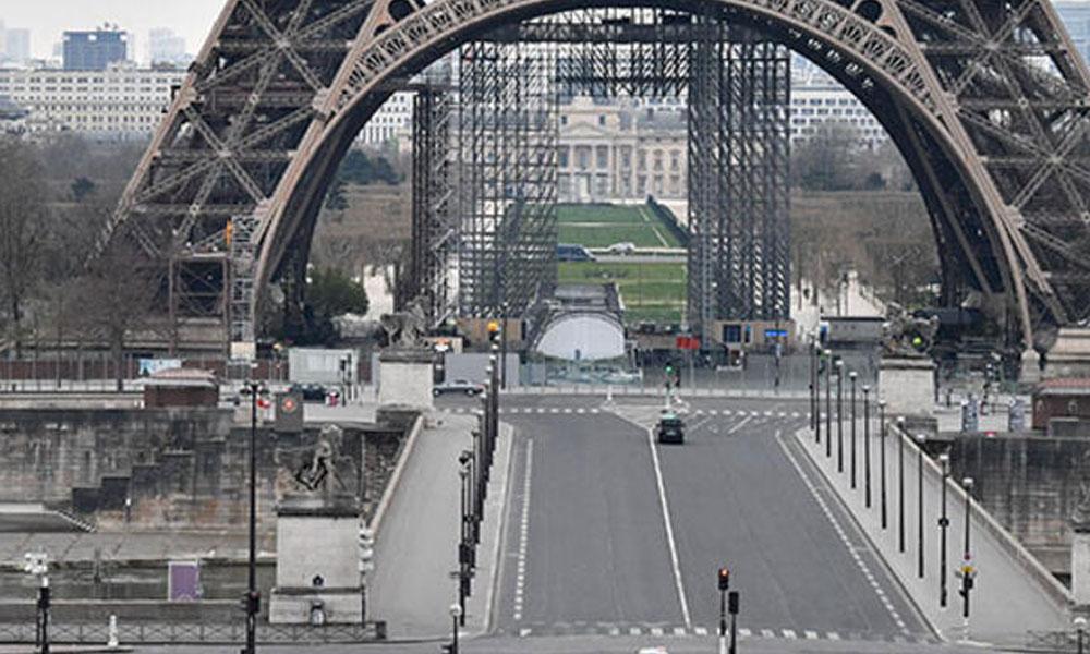 Fransa'da 9 bin kişi evinde öldü iddiası