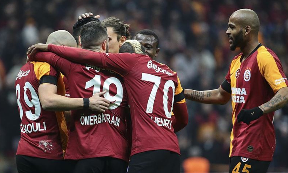 Galatasaray-Gençlerbirliği maç sonucu: 3-0