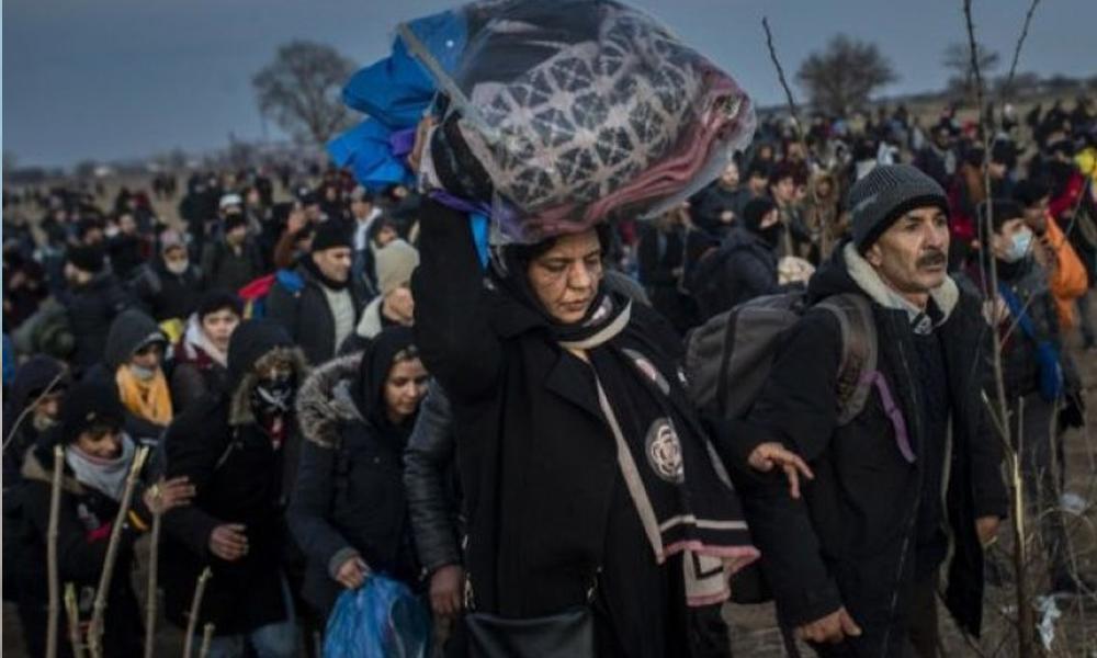 Yunanistan: Türkiye, yasadışı göçü teşvik ediyor