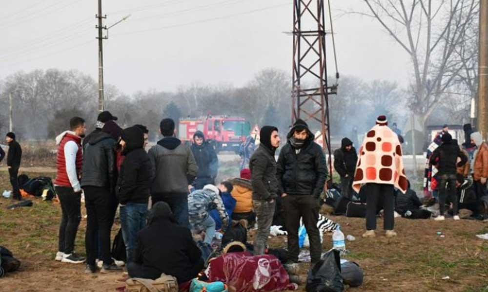 Sınırdaki göçmenler bugün geri dönüyor