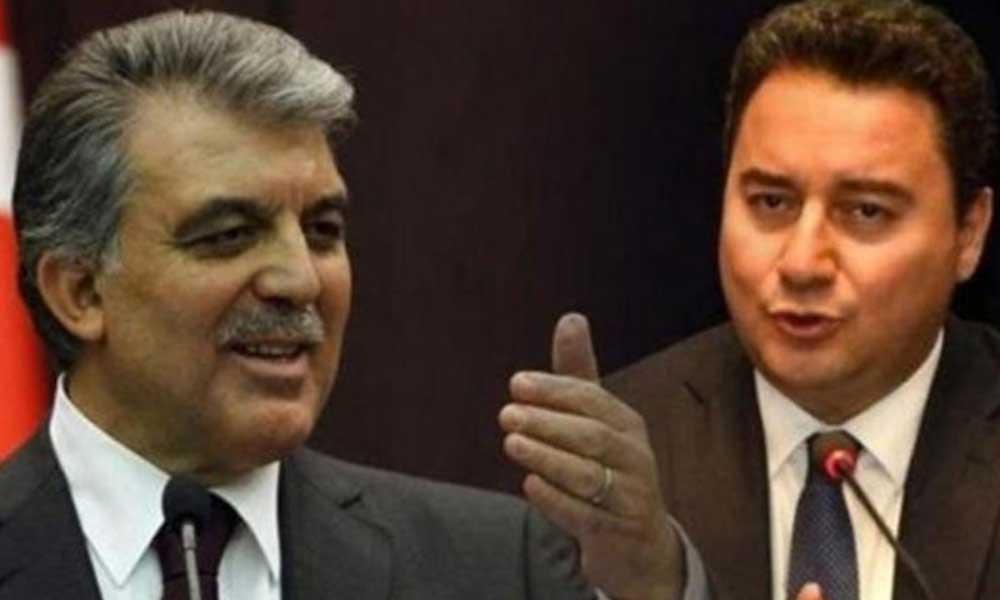 Ali Babacan'dan Abdullah Gül itirafı