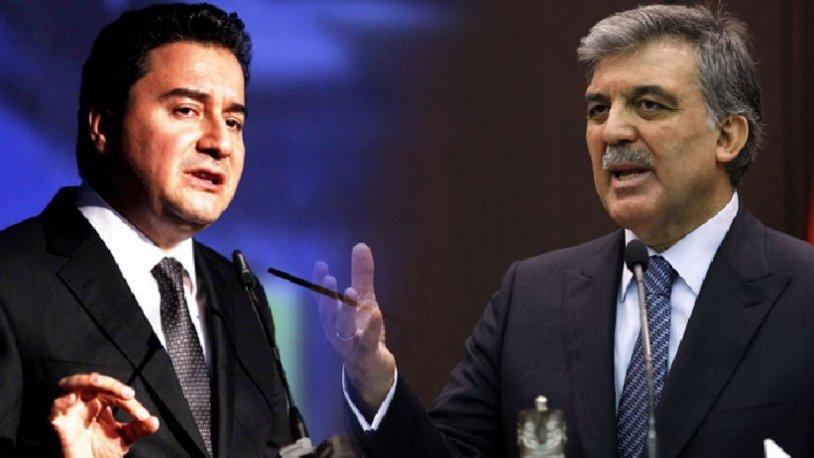 Ali Babacan'ın partisi kurulmadan kriz çıktı: 'Kandırıldık'