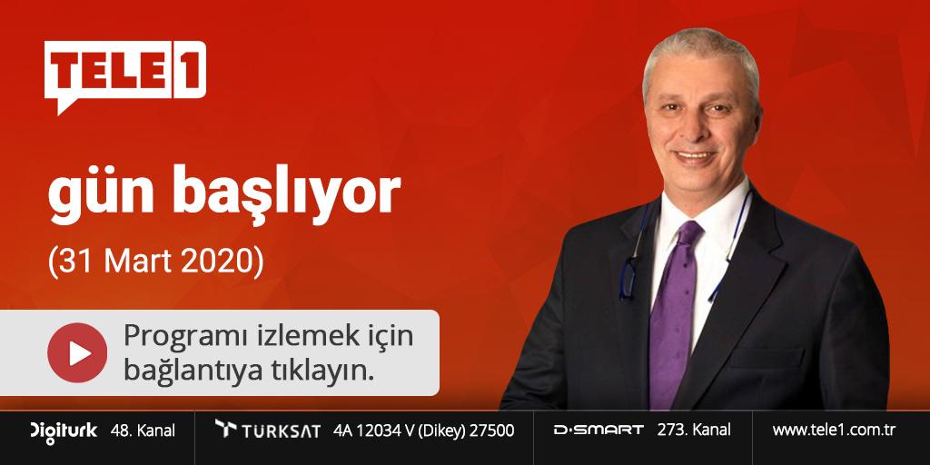 """""""Gönlü zengin Erdoğan"""" – Gün Başlıyor (31 Mart 2020)"""