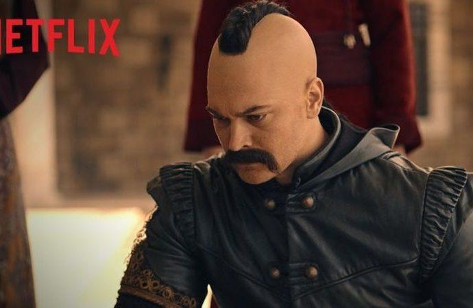 Hakan Muhafız 3. sezon Netflix'de yerini aldı