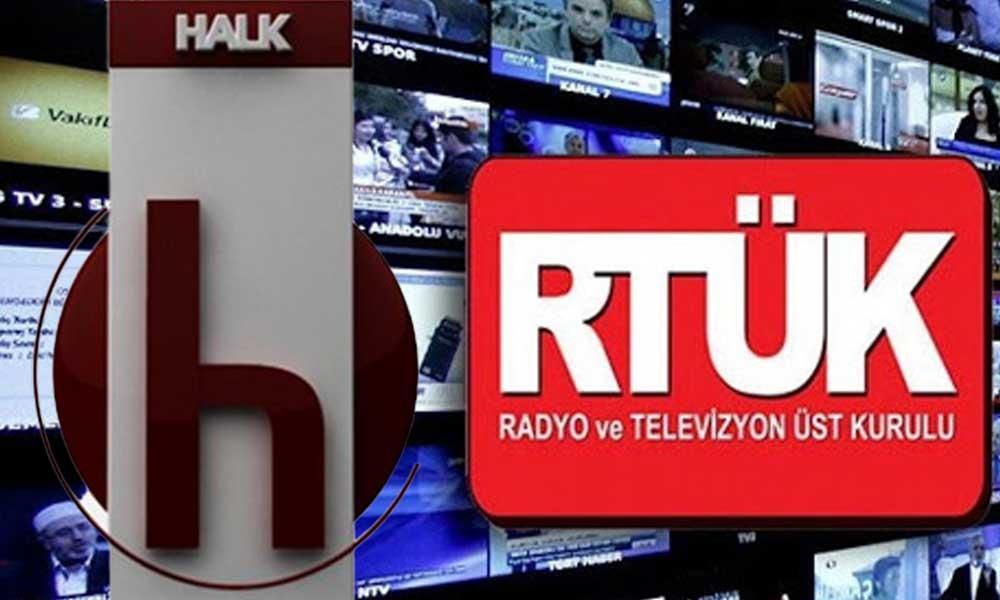 RTÜK'ten Halk TV'ye 'MİT haberi' cezası