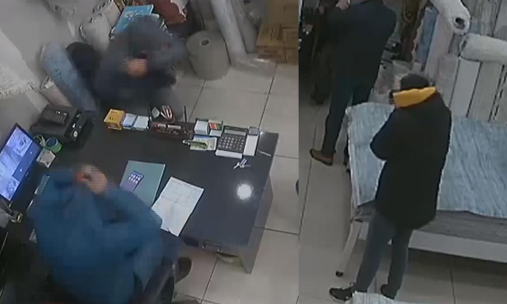Türkiye'de koronavirüs paniği…. Müşteri hapşırınca mağaza birbirine girdi