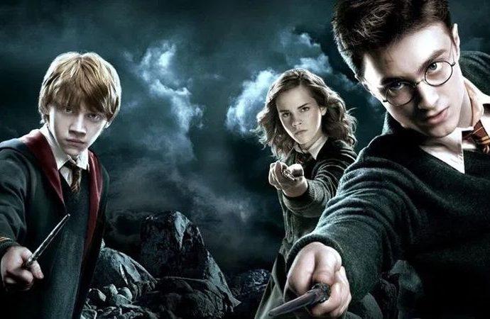 Harry Potter , 4K olarak geri dönüyor