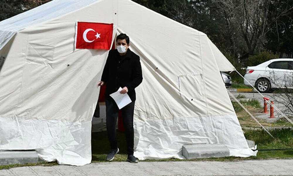 Flaş… Kırklareli'in tüm ilçelerinde acil durum çadırları kuruldu