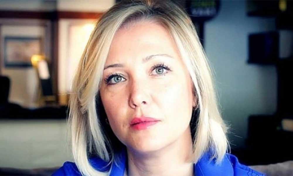 Turkuvaz Medya Berna Laçin'i hedef gösterdi