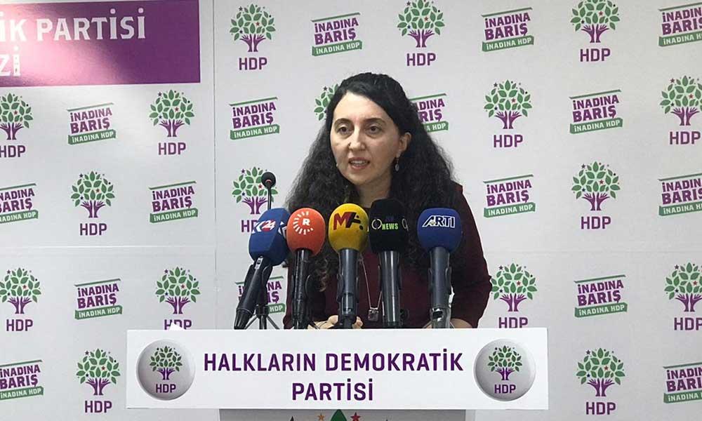 HDP: Yoksullara hijyen ve dezenfektan malzemeleri ücretsiz dağıtılmalıdır