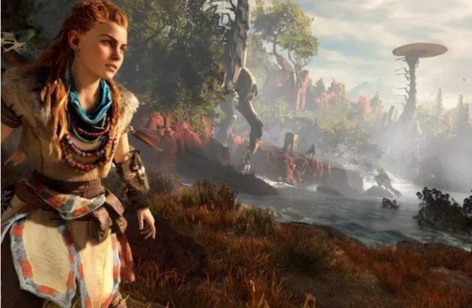 Horizon Zero Dawn yazın PC için gelecek