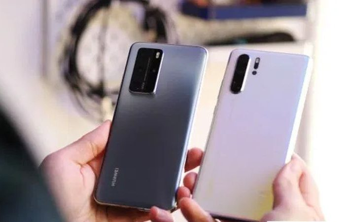 Huawei P30 vs Huawei P40