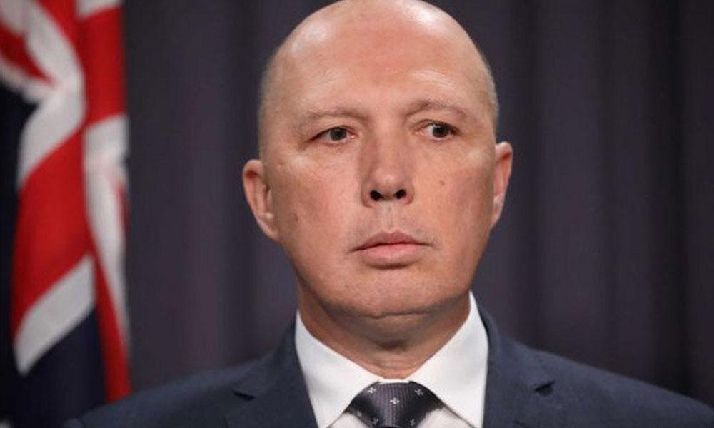 Avustralya İçişleri Bakanı koronavirüsüne yakalandı