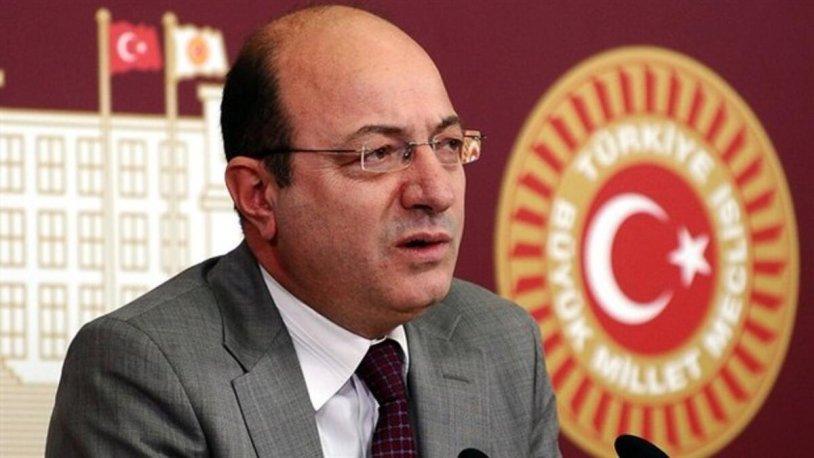İlhan Cihaner CHP Genel Başkanlığı'na adaylığını açıkladı
