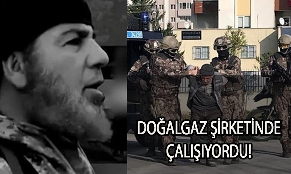 IŞİD infazcısı ve istihbaratçısı Bursa'da tutuklandı!