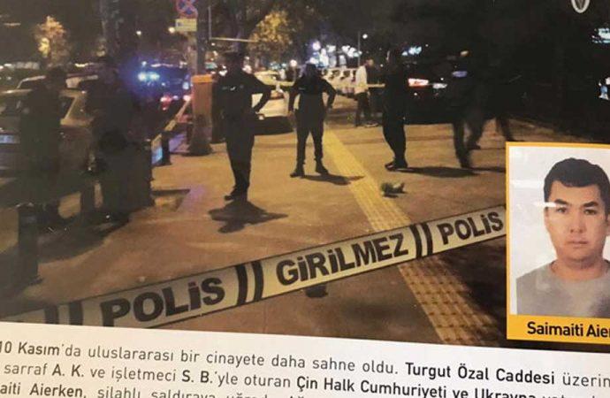 Fatih'te Uygur Türk'ünü öldürenlerin, IŞİD üyesi oldukları belirlendi