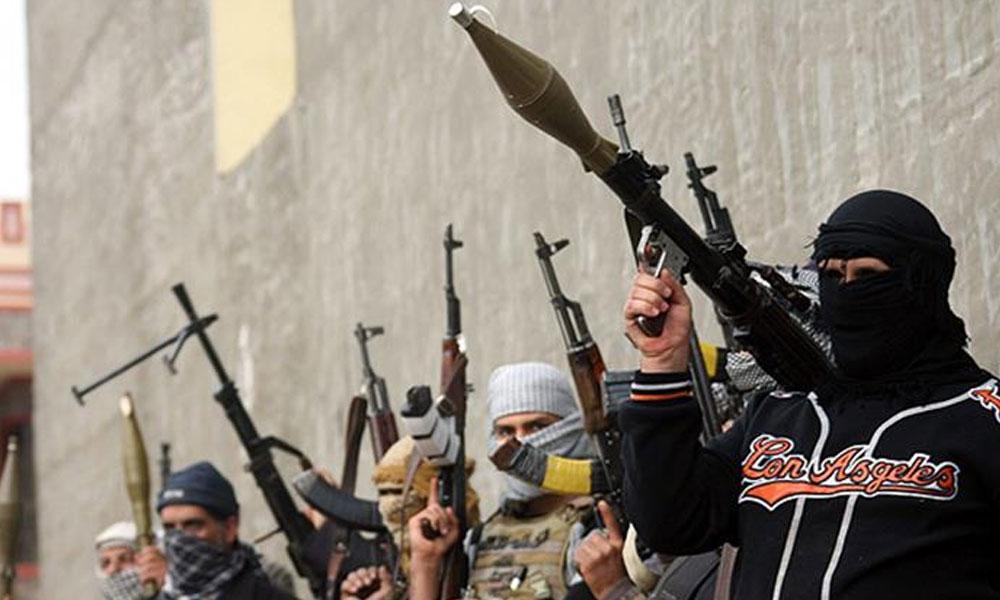Hapishanede isyan çıktı: IŞİD üyesi mahkumlar kaçtı
