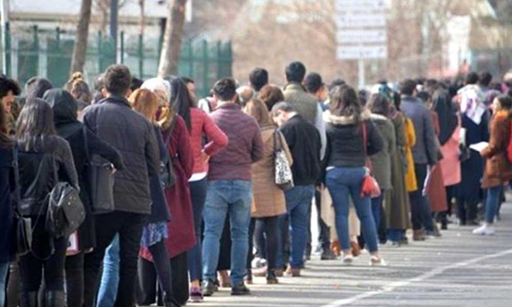 Sadece geçen ay 163 bin kişi başvurdu…