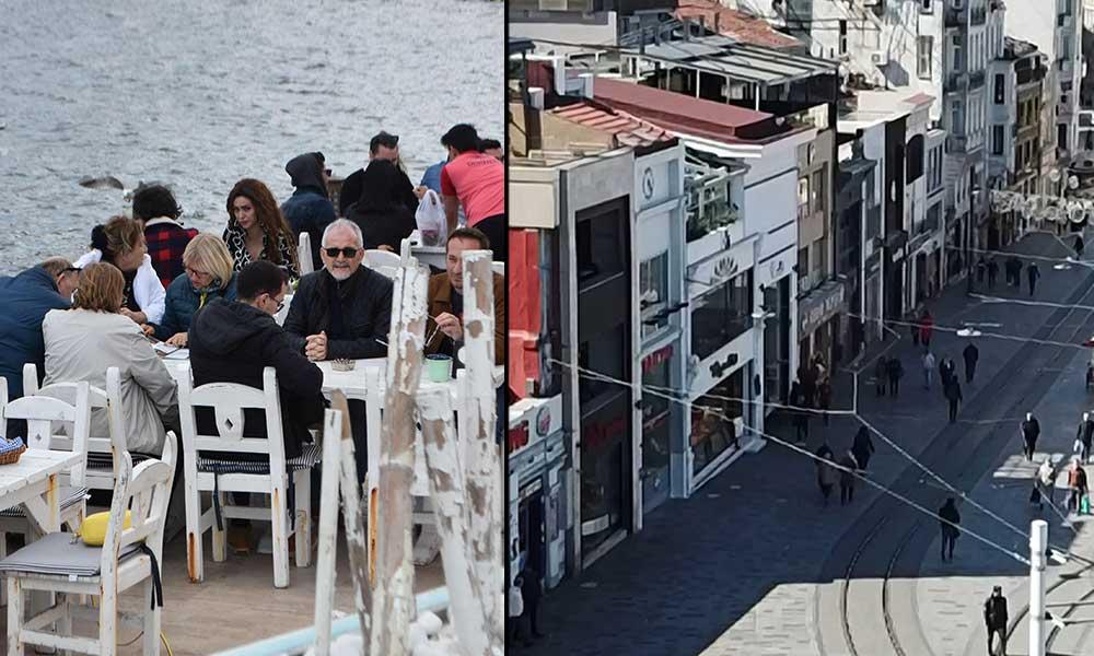 İstanbul boşaldı, yazlıklar doldu