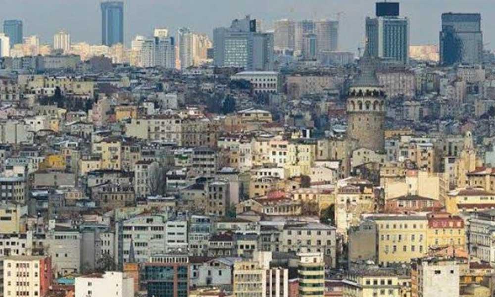 Bir şehir böyle yok edildi! İşte İBB'nin İstanbul raporu