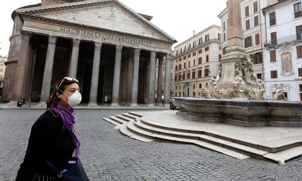 İtalya'da durum ağırlaşıyor! Koronavirüsten ölenlerin sayısı 9 bin 134'e yükseldi