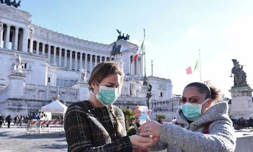 İtalya'da koronavirüsten ölenlerin sayısı 26 bin 644'e yükseldi