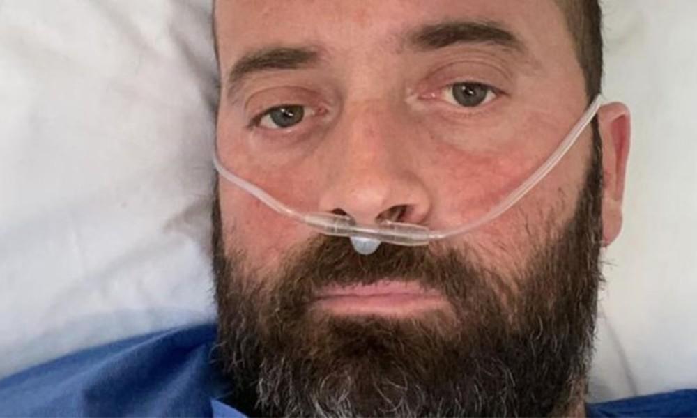 38 yaşındaki İtalyan hasta böyle seslendi: Kronik hastalığım yok, sigara içmiyorum