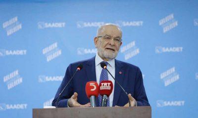 Karamollaoğlu: Herkesi 'Geçim İttifakı'nda olağanüstü toplantıya davet ediyorum